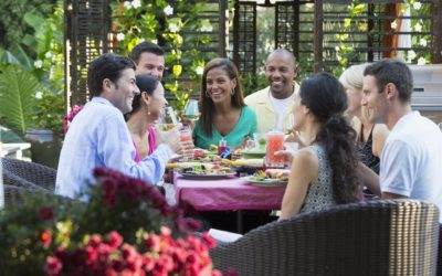 5 tips to help keep pests from attending your backyard party